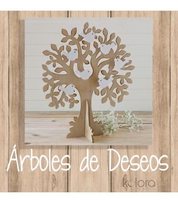 ARBOL DE LOS DESEOS - JOYERO