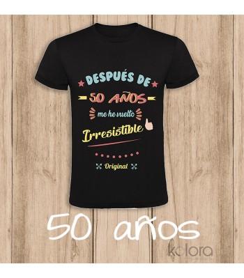 TEXTIL CUMPLEAÑOS 50