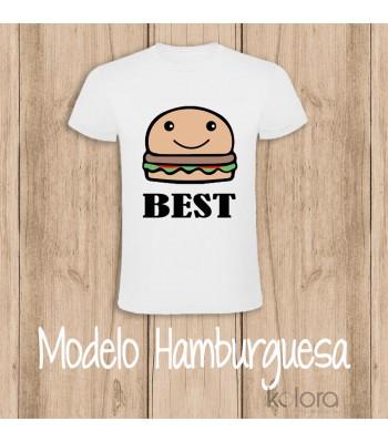 MODELO HAMBURGUESA