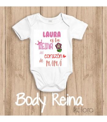 BODY REINA DE MAMÁ