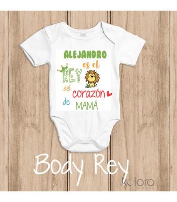 BODY REY DE MAMÁ