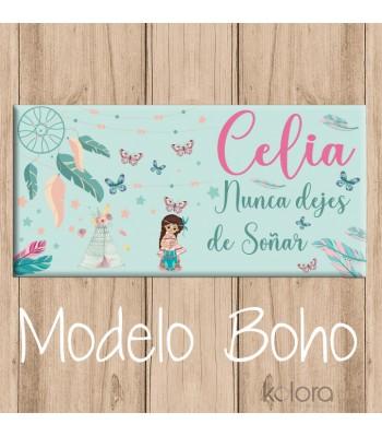 LONAS CANDY BAR MODELO BOHO