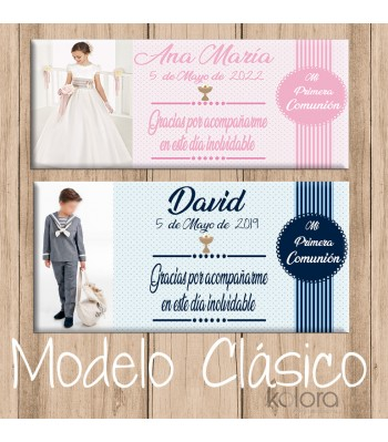 LONA CANDY BAR MODELO CLÁSICO