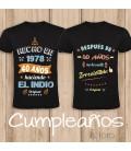 TEXTIL CUMPLEAÑOS 40, 50 ,,,